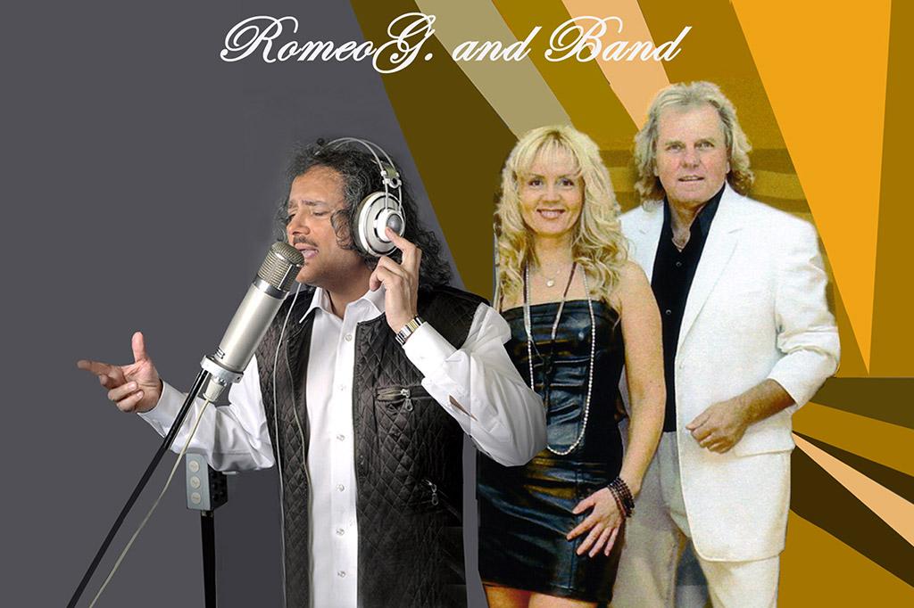 Romeo G. im Trio